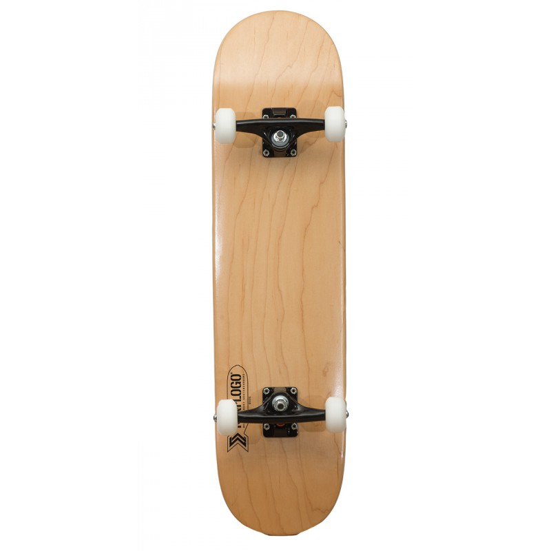 Skateboard Mini Logo Small Bomb Natural x Ambassadors- 7.75 - skate