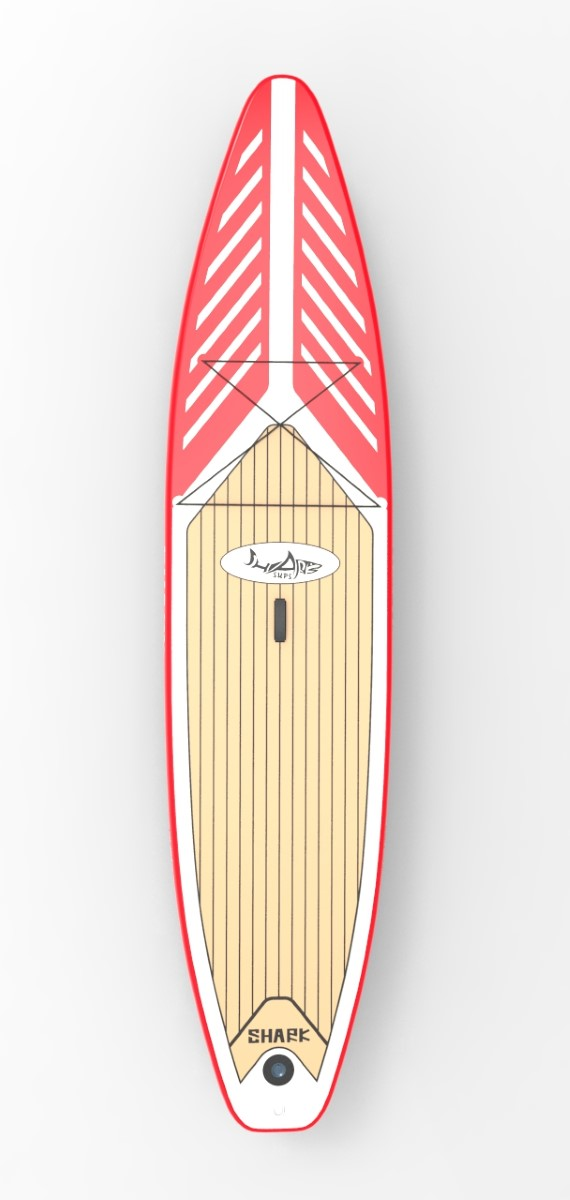 SHARK touring 11'8'' paddleboard