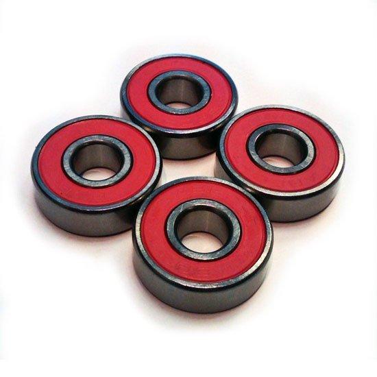 Abec 9 ložiska pro skateboard 8ks