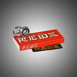 BONES Ložiska - Super reds 8ks
