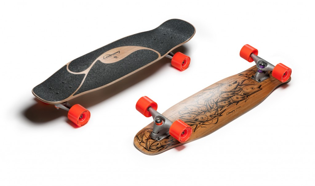 Poke - Loaded longboards - longboard (Loaded Poke)