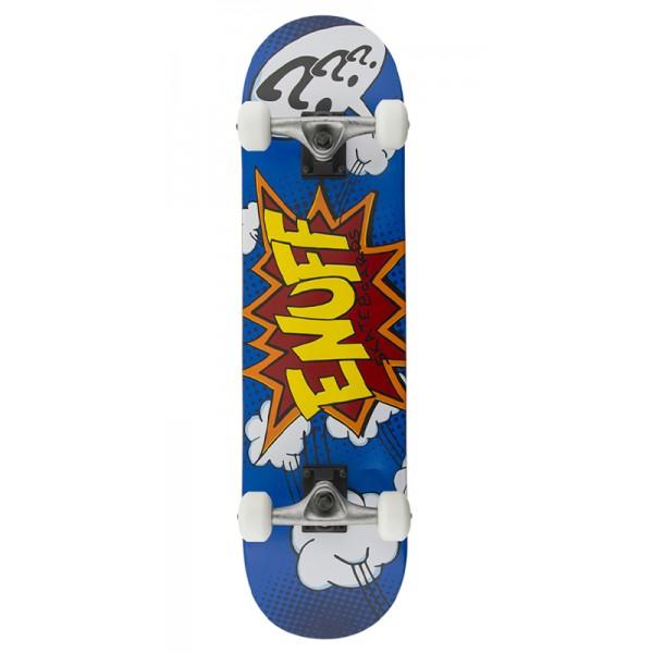 Enuff Pow Completes - BLue - skateboard komplet (7,75)
