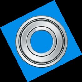 ZKL ložiska - ložiska (8ks + vymezovací podložky)