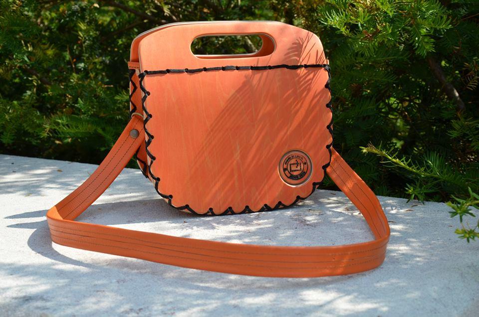 Rest art wear - Orange groove - kabelka