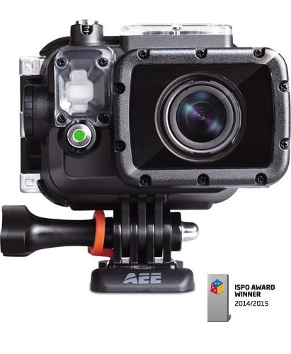 AEE MagiCam S71 - sportovní kamera, On Board