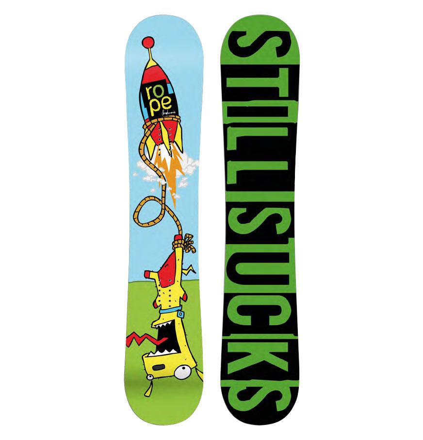Snowboard Rope Rockey (velikost 155cm)