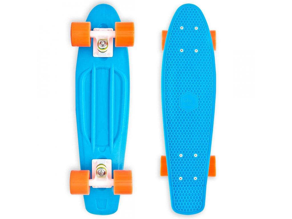 Baby Miller Blue skateboard