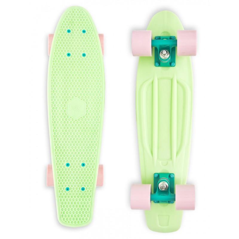 Baby Miller 22 - Cupcake Apple Green skateboard