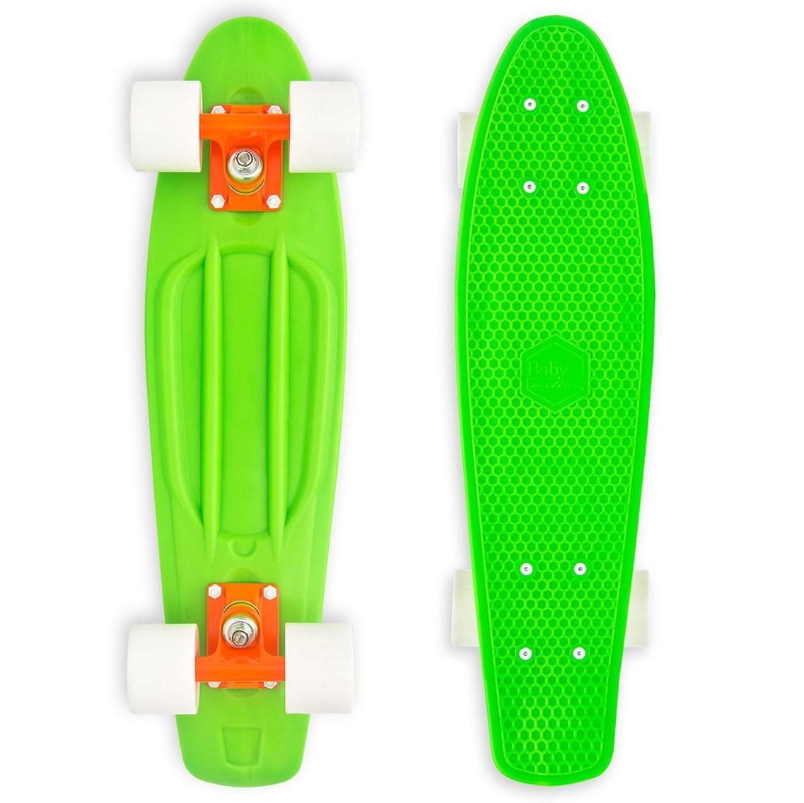 Baby Miller Green skateboard
