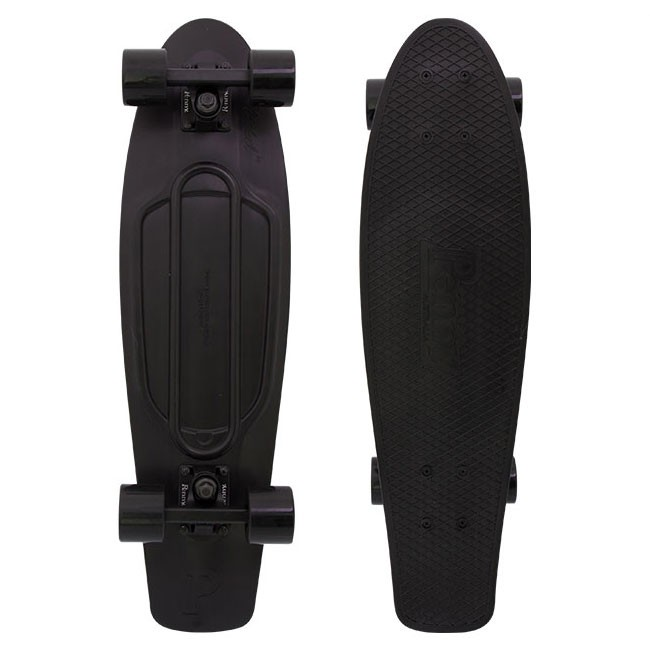 Penny Australia original Black Glow 27 Nickel - pennyboard