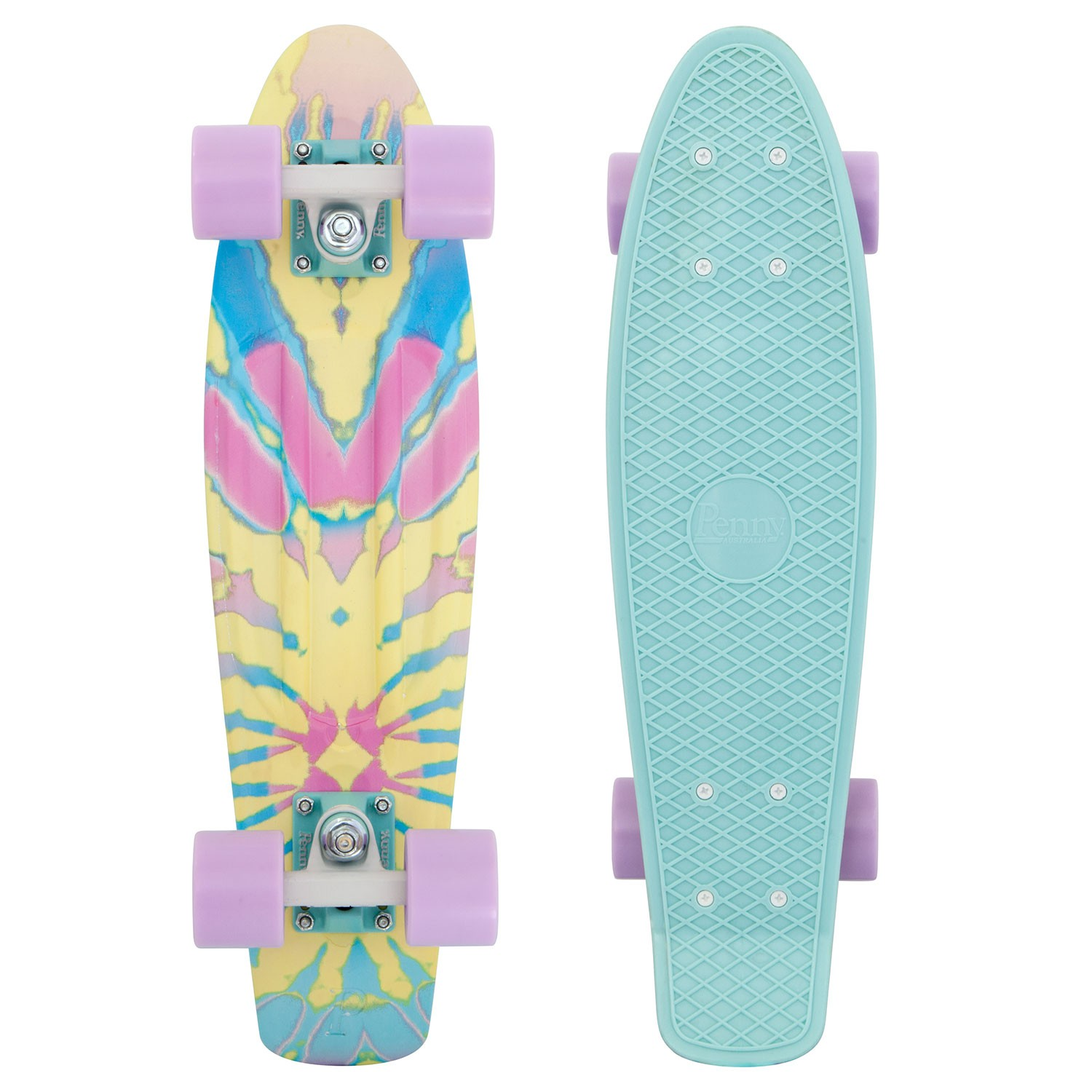 Penny Australia original Graphics 22 Washed up - pennyboard