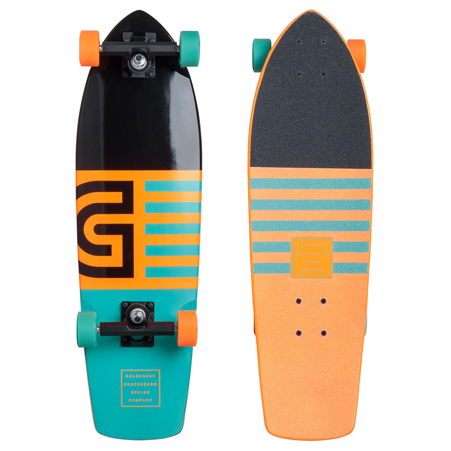 Goldcoast Jetty Cruiser- longboard