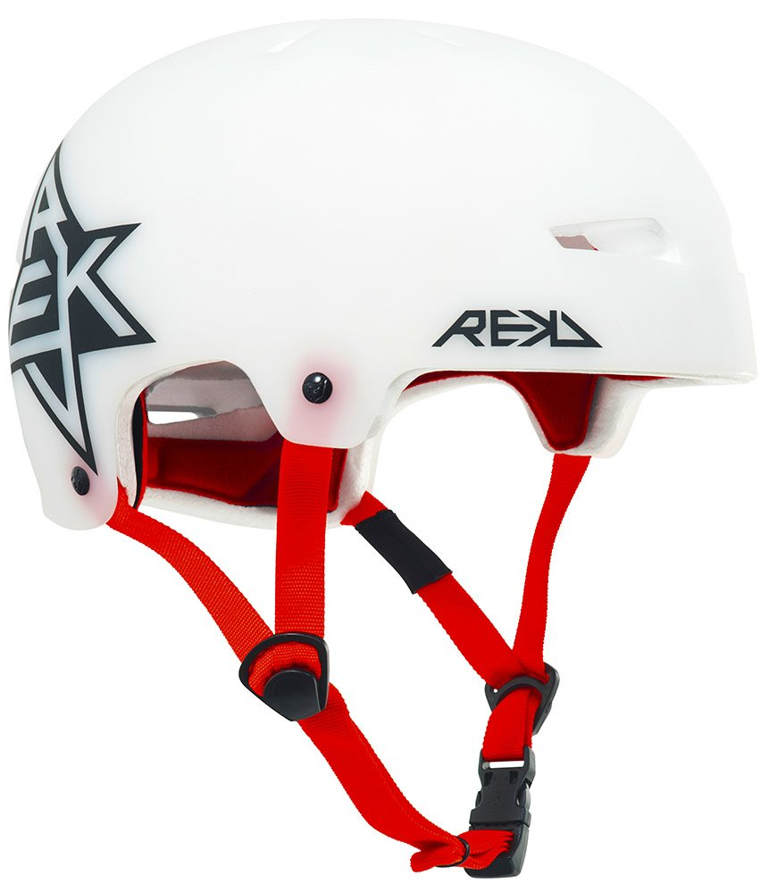 Rekd - Elite Icon ST - White - helma