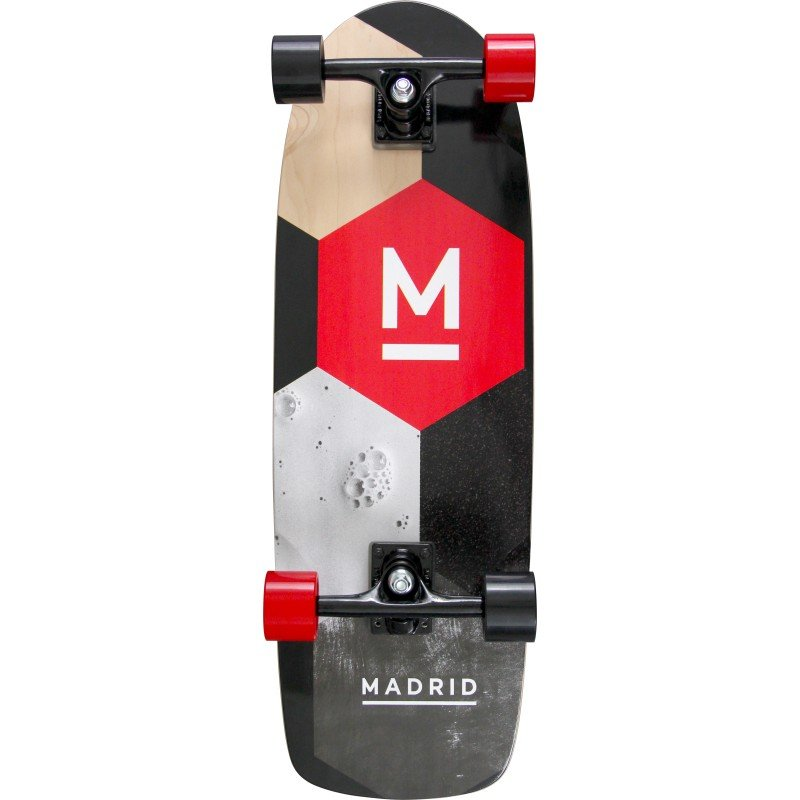 "Madrid Marty 29"" Components - longboard"