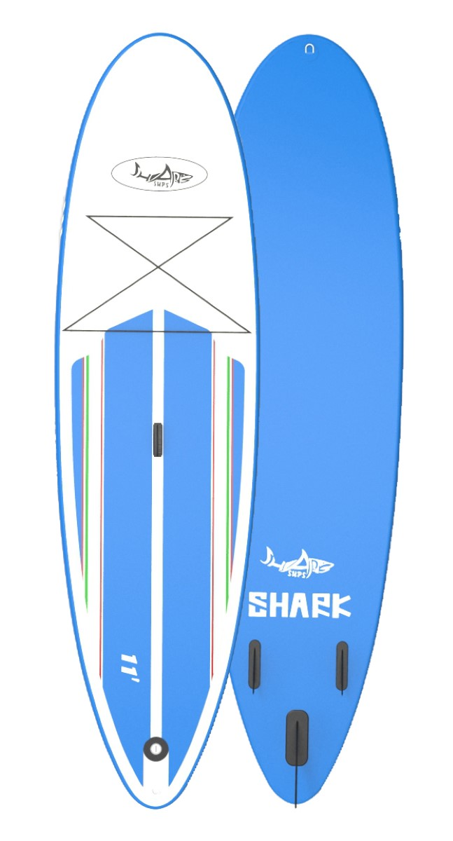 SHARK regular 11' paddleboard