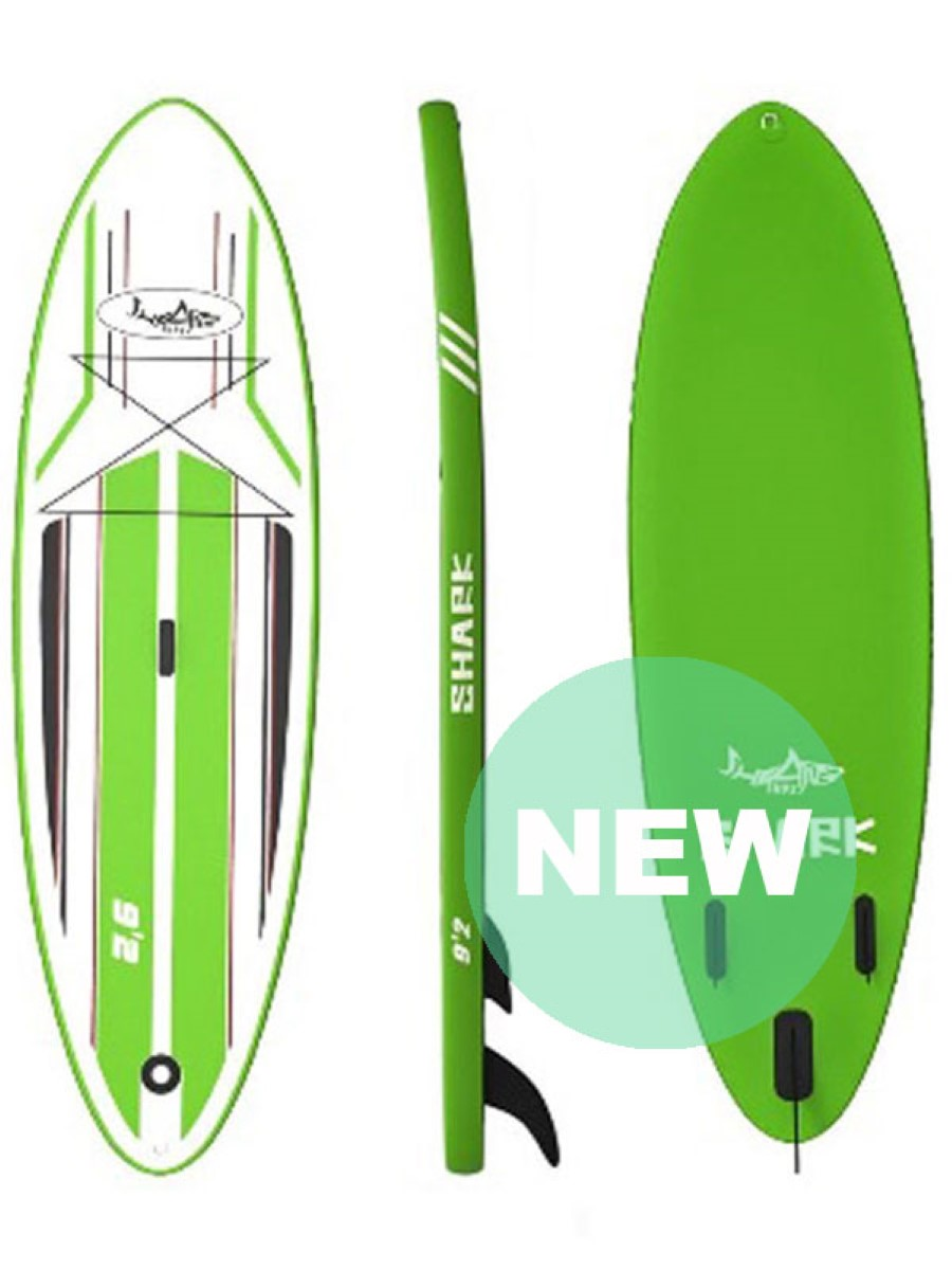 SHARK surf 9'2'' paddleboard