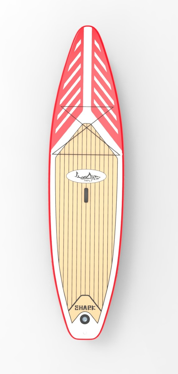 SHARK touring 10'6'' paddleboard