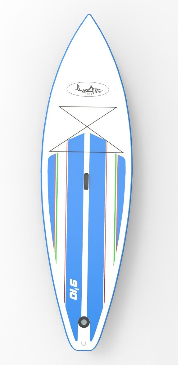 SHARK wave 9'10'' paddleboard