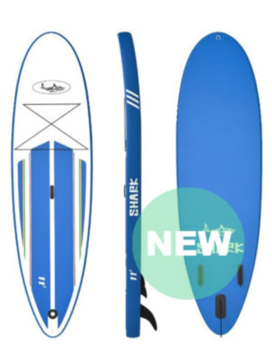 SHARK wind 11' paddleboard