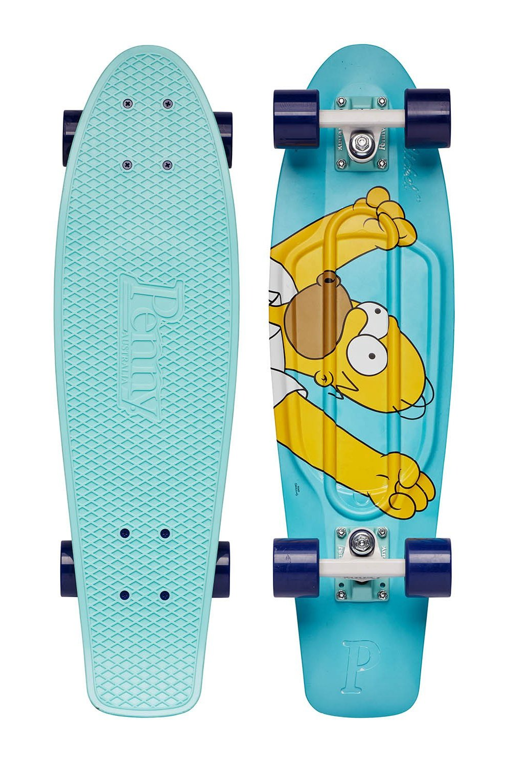 Penny - Simpsons Nickel 27 - Homer - penny boards