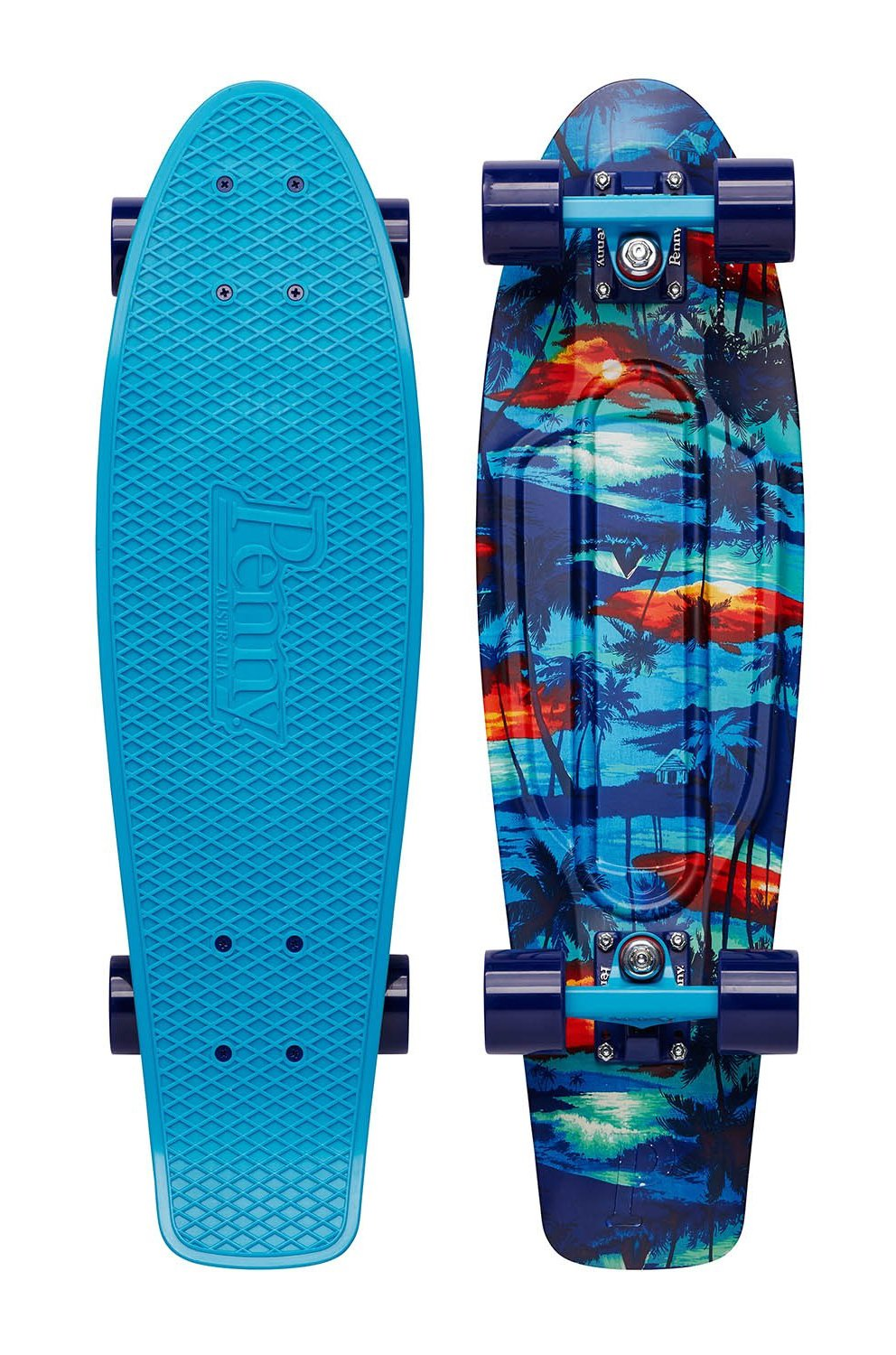 Penny - Graphic Nickel 27 - Makana - penny boards