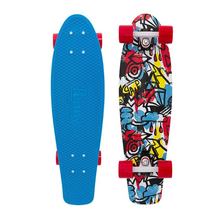 Penny - Nickel 27 - Comic Fusion - penny boards