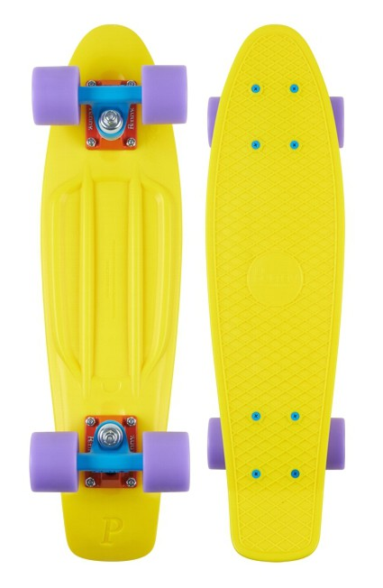 Penny - Limited Edition 22 - Yellow - penny boards