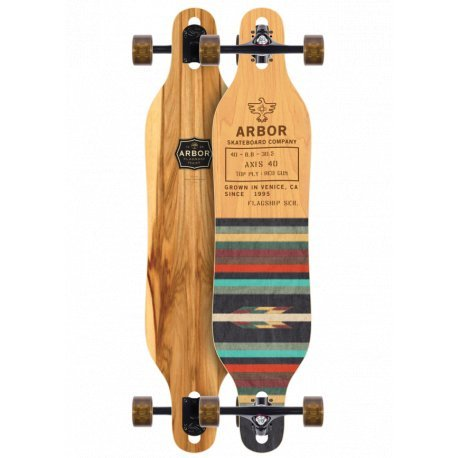 Arbor Axis Flagship Series 40 - longboard