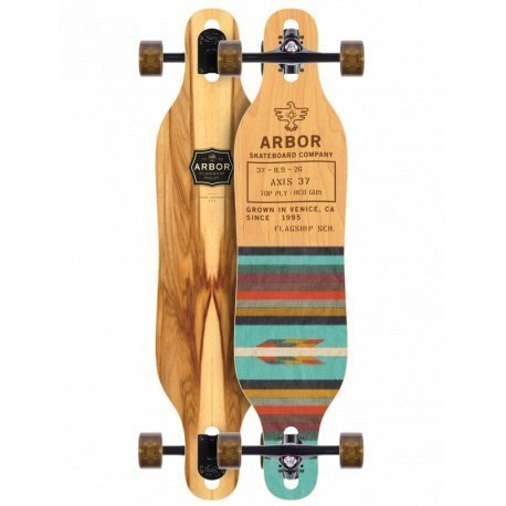 Arbor Axis Flagship Series 37 - longboard
