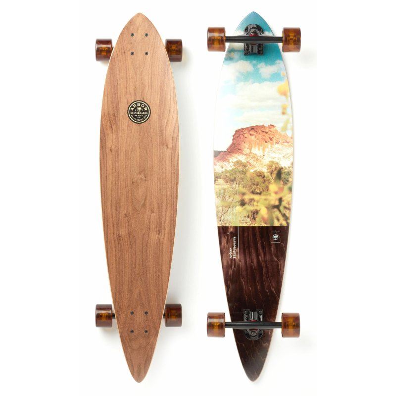 "Arbor Timeless Photo Collection 'Dessert' 42"" - longboard"
