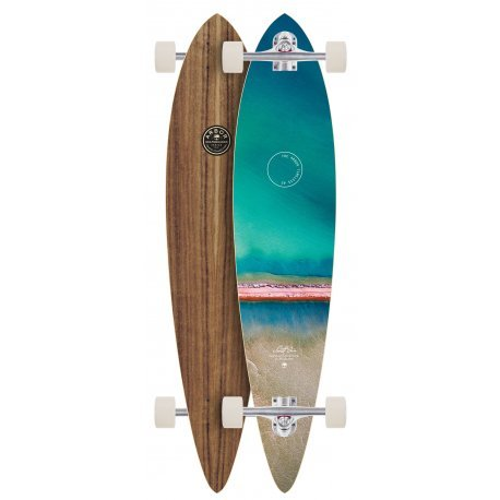 Arbor Timeless Photo Collection 'Scott Jon' 42- longboard