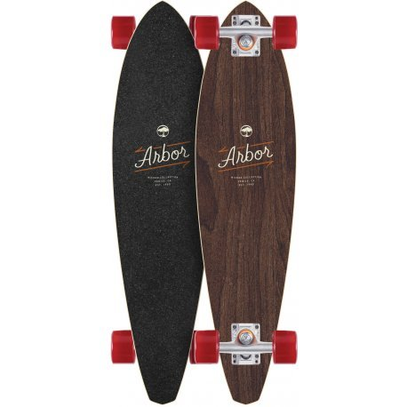 Arbor Hawkshaw Micron Collection 29 - longboard