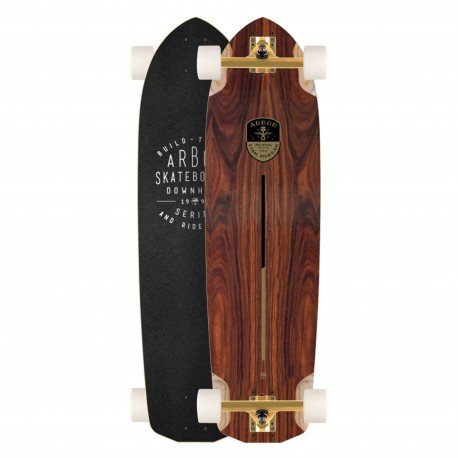 Arbor Liam Morgan Pro Model Natural  - longboard