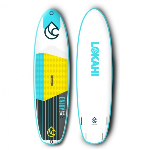 PADDLEBOARD LOKAHI W.E. ENJOY KID 7,2-21 - paddleboard