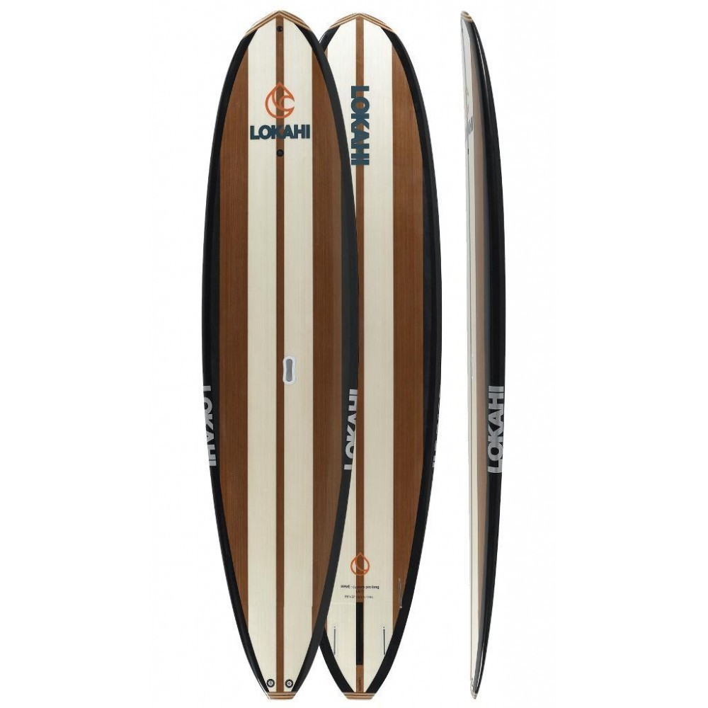 PADDLEBOARD LOKAHI CUSTOM PRO WOOD 9,6 - paddleboard