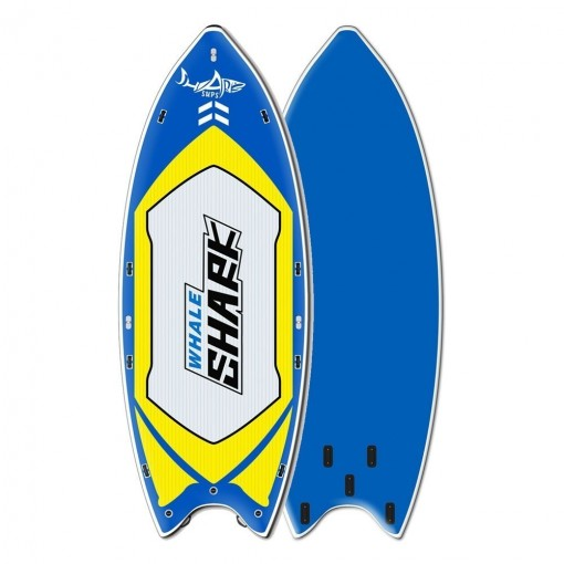 PADDLEBOARD SHARK WHALE FUN 18-80 - paddleboard