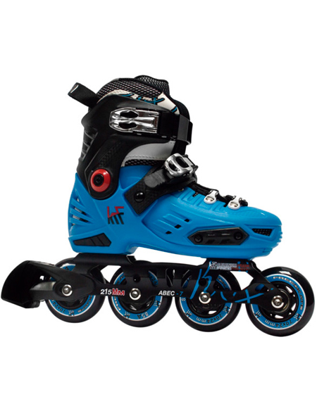 KRF FREESKATE First Blue INLINE  SKATE - nastavitelné in-line brusle