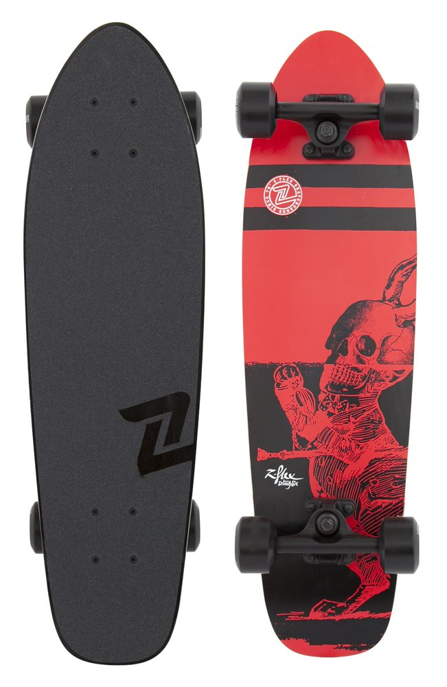 "Z-Flex - Harbinger 27"" Time of Death - Longboard Cruiser"