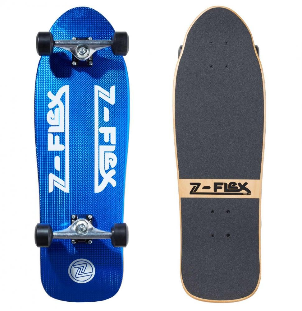 Z-Flex - 80'S Crystal Z-Bar - longboard