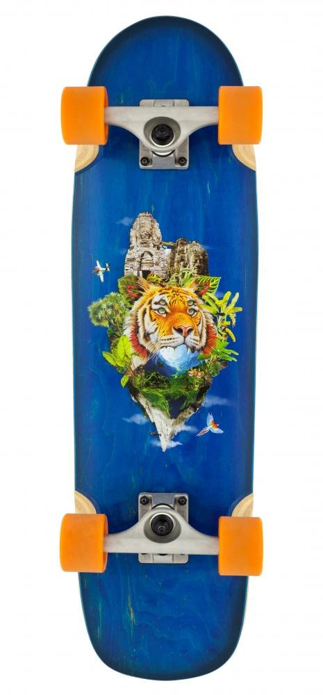 "D-Street - Cruiser Tropical 29"" - longboard"