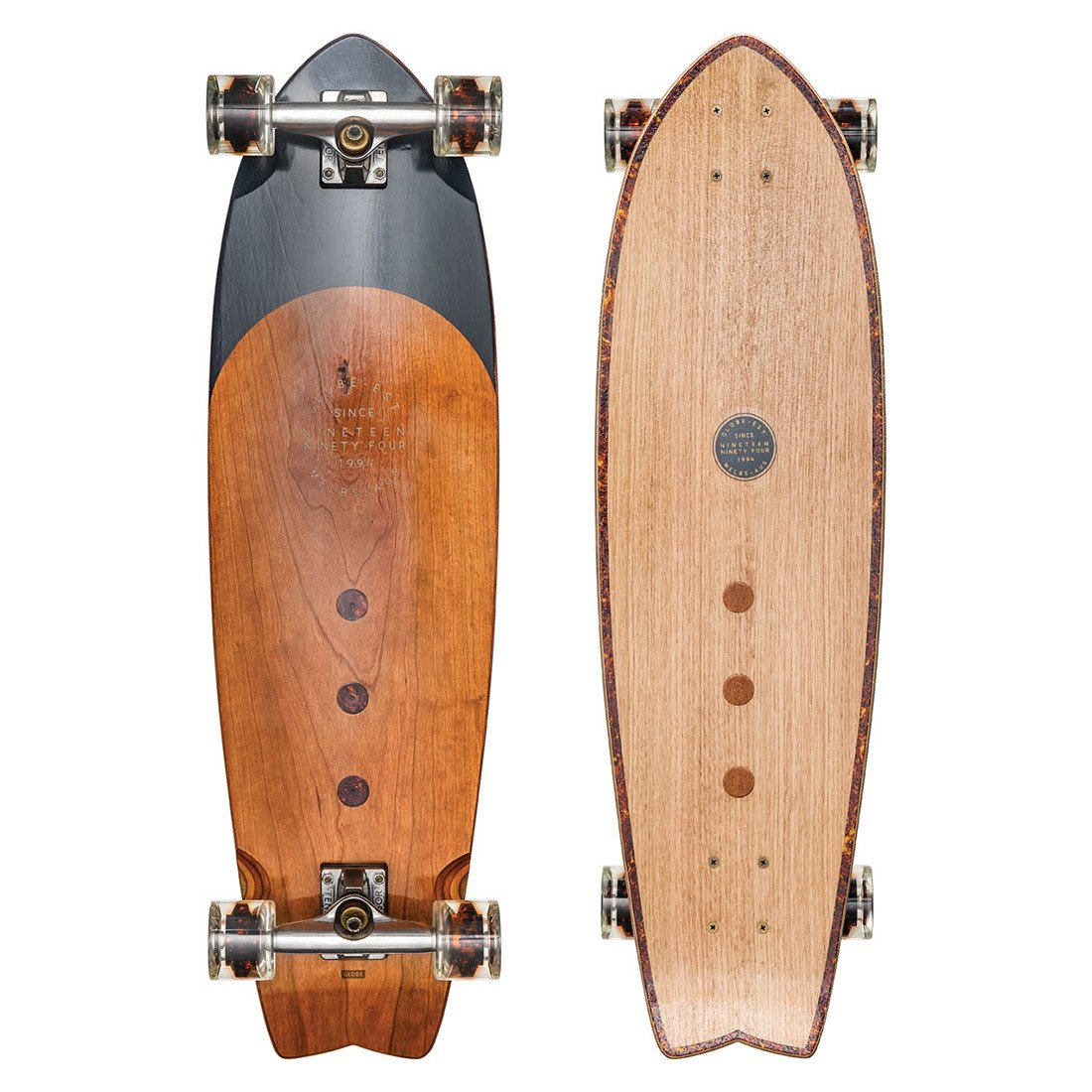"Globe - Chromantic 33"" Cherrywood/Tortoise Shell - longboard"