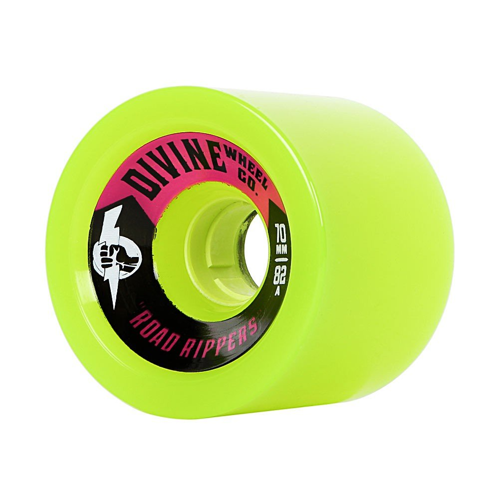 Divine - Road Rippers 70mm/82A Lime Green (sada 4 ks)