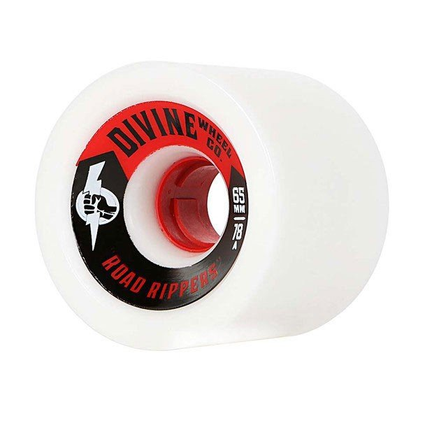 Divine - Road Rippers 65mm/78A White (sada 4 ks)