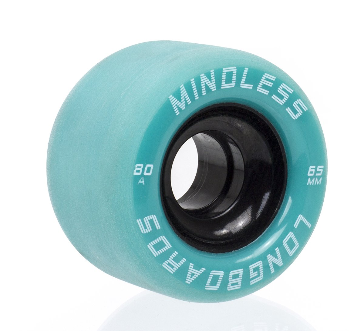 Mindless - Viper Wheels Teal 65 x 44 mm 80a (sada 4 ks)