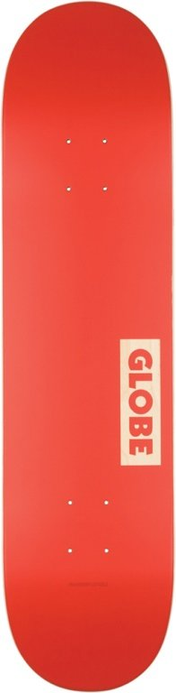 Globe - Goodstock - Red 7.75