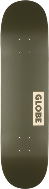 Globe - Goodstock - Fatigue Green 8.25