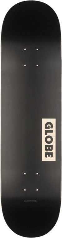 Globe - Goodstock - Black 8.125