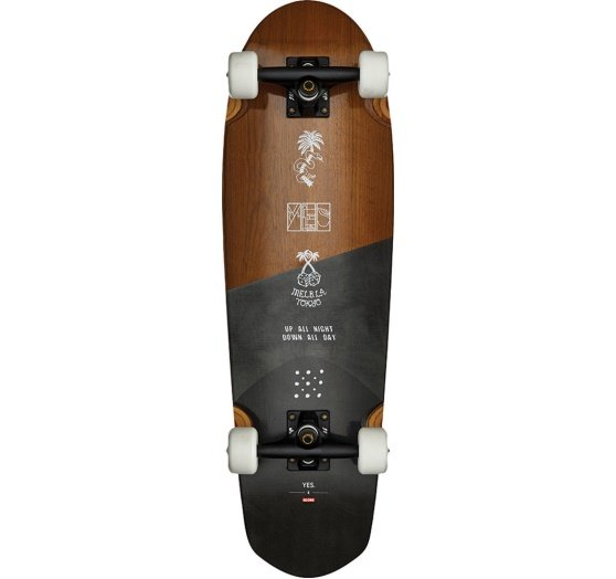 "Globe - Pusher 29"" Yes - longboard"