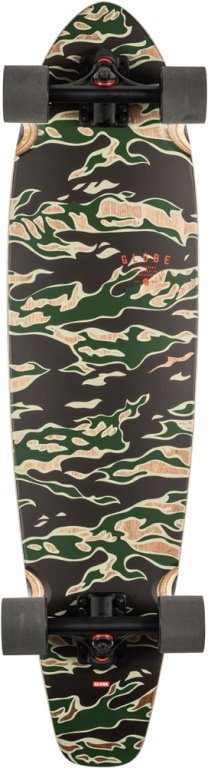 "Globe - The All-Time 35"" Tiger Camo - longboard"
