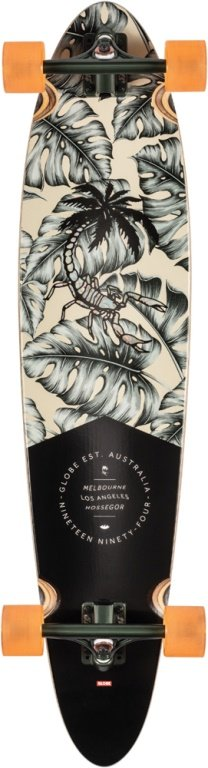 "Globe - Pinner Classic 40"" Hurricane Leaves - longboard"